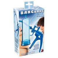 You2Toys Помпа для пениса Bang Bang голубая