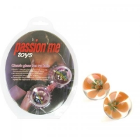 Вагинальные шарики стеклянные Passion Me
