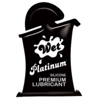 Лубрикант Wet Platinum подушечка10mL 20749wet