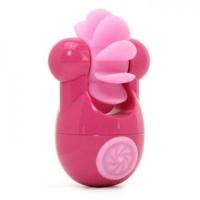 Клиторальный вибростимулятор Sqweel Go, розовый
