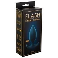 Анальная пробка со смещенным центром тяжести Flash Gleam 9011-01Lola