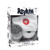1013-00-7 Набор доктора Asylum шапочка, отражатель и эластичная фиксация