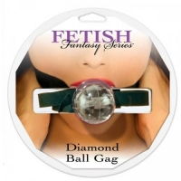 Кляп Fetish Fantasy Diamond Clear