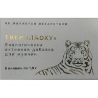 БАД Тигр таблетки 6 шт.
