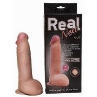 """Фаллоимитатор на присоске 8"""" REAL Next № 27 562703ru"""