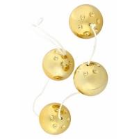 Четыре золотых шарика 7344QG-BXSC