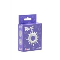 Эрекционное кольцо Rings Cristal white 0112-12Lola