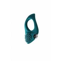 Эрекционное виброкольцо Pure Passion Midnight Green 1300-03lola