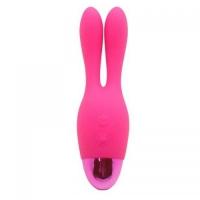 Вибратор INDULGENCE Rechargeable Dream Bunny pink 174215pinkHW
