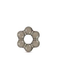t331506 Эрекционное кольцо, черное, силикон, 5cm * 1.9cm